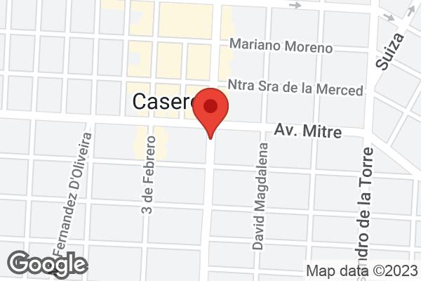 Av. Libertador Gral. San Martín 3030 , Caseros, BA