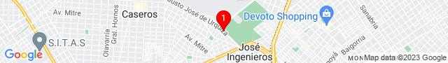 Justo Jose De Urquiza 3160 - Caseros, Buenos Aires