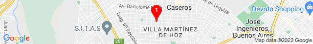 Santiago Parodi 5195 - CASEROS, Buenos Aires