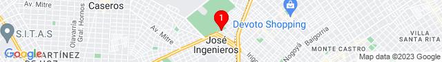 Marcelo T de Alvear 2230 - JOSE INGENIEROS, Buenos Aires