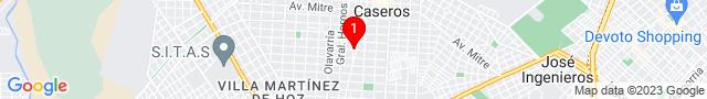 Puan 4981 - CASEROS, Buenos Aires