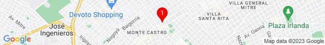 Lascano 4259 - CAPITAL FEDERAL, Capital Federal