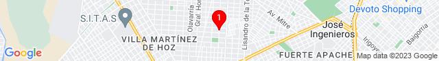 3 De Febrero 3798 - Caseros, Buenos Aires