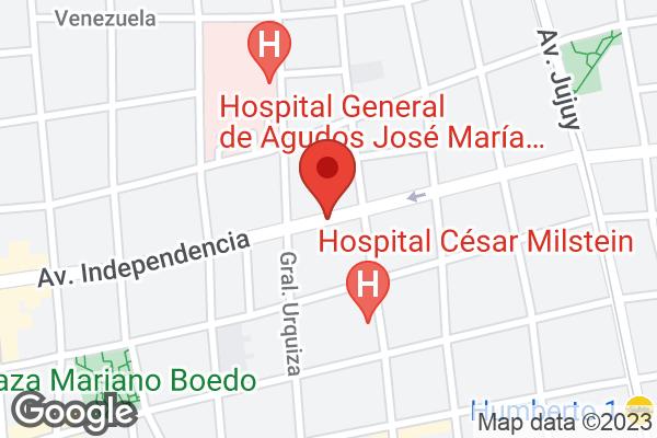 Av. Independencia 3050 , Almagro, CABA, CF