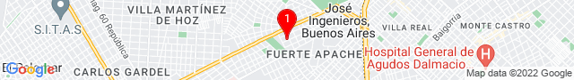 Brandsen 3327 - CIUDADELA, Buenos Aires