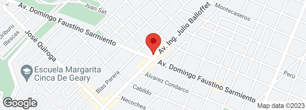 Av. Ballofett 892 , San Rafael, Mendoza, MZ