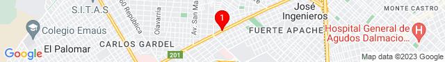 Marcelo T de Alvear 4266 - CIUDADELA, Buenos Aires