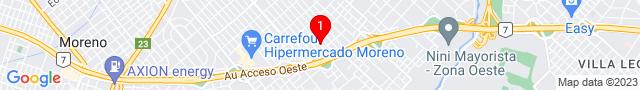 O Brien 1879 - Paso del Rey, Buenos Aires