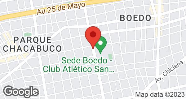 Av. La Plata 1635 , Caballito, CF