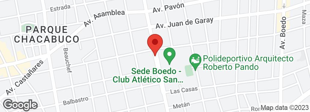 Av. La Plata 1635 , Caballito, CABA, CF