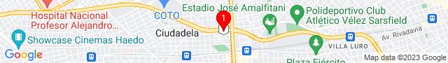 Juan B Justo 3226 - CIUDADELA, Buenos Aires