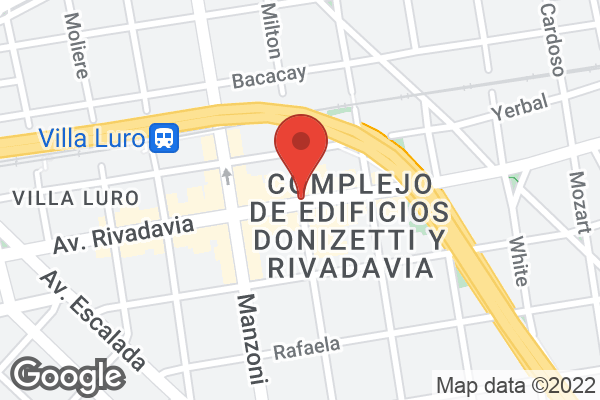 Av. Rivadavia 9499 , Villa Luro, CF