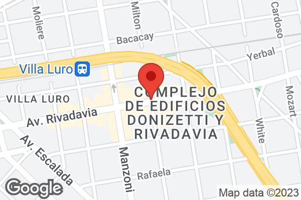 Av. Rivadavia 9499 , Villa Luro, CABA, CF