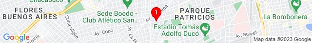 Av Caseros 3463 - CAPITAL FEDERAL, Capital Federal
