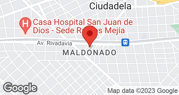 Av. Rivadavia 12930 , Ciudadela, Buenos Aires, BA