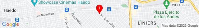 Pizzurno 1039 - Ramos Mejia, Buenos Aires
