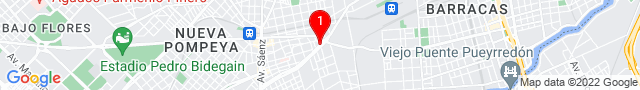 Av Amancio Alcorta 3301 - CAPITAL FEDERAL, Capital Federal