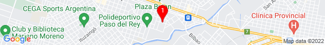 Alem 749 - MORENO, Buenos Aires