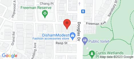Location map for 17 FREEMAN Avenue Munno Para