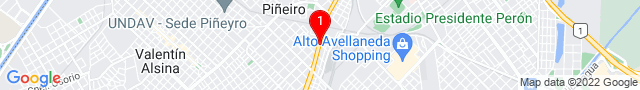 Av Hipolito Yrigoyen 1402 - AVELLANEDA, Buenos Aires