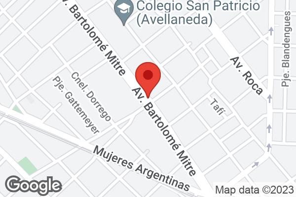 Av. Bartolomé Mitre 2490 , Sarandí, Avellaneda, BA