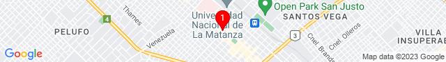 Av Arturo Illia 2441 - SAN JUSTO, Buenos Aires