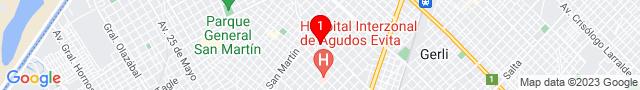 Santiago del  Estero 1648 - LANUS, Buenos Aires