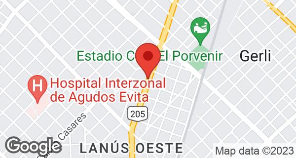 Av. Hipólito Yrigoyen 3365 , Lanús, BA
