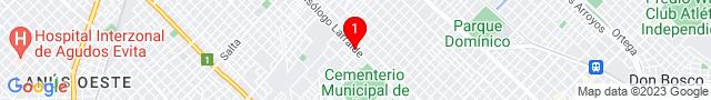Crisologo Larralde 3850 - SARANDI, Buenos Aires