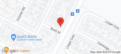 Location map for 51 Hanson Road Elizabeth Downs