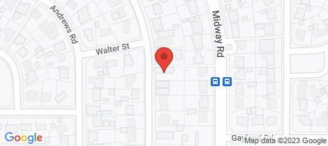 Location map for 31 Kentish Road Elizabeth Downs