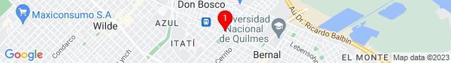 Montevideo 16 - BERNAL,