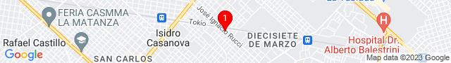 Jose Ignacio Rucci 3867 - ISIDRO CASANOVA, Buenos Aires