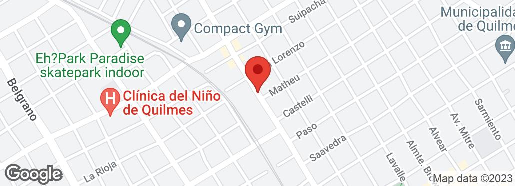 Av. Hipólito Yrigoyen 85 , Quilmes, BA