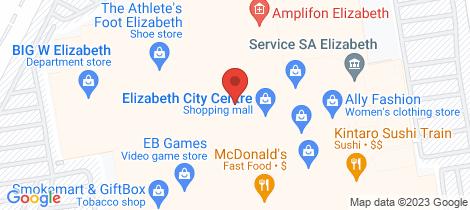 Location map for 14/50 Elizabeth Way Elizabeth