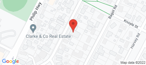 Location map for 39 Manningford Road Elizabeth South