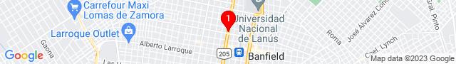 Av Hipolito Yrigoyen 7224 - BANFIELD, Buenos Aires