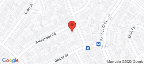 Location map for 6 JOANNE Street Salisbury North