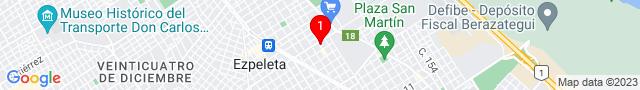 Calle 142 32 - BERAZATEGUI, Buenos Aires