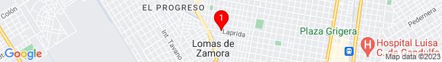 Laprida 2455 - L DE ZAMORA,