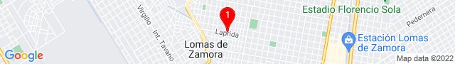 Laprida 2255 - L DE ZAMORA,