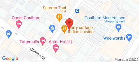 Location map for 105 Auburn Street