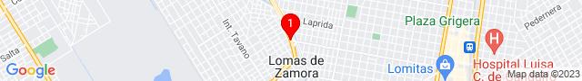 Pte Peron (ex Camino Negro) 1898 - L DE ZAMORA,