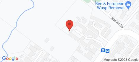 Location map for 11/104 Fenden Road Salisbury