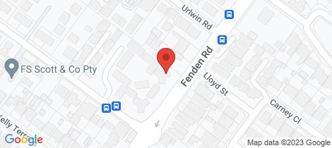 Location map for 9/24 Ponton Street Salisbury