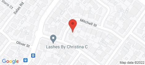 Location map for 18 Mitchell Street Parafield Gardens