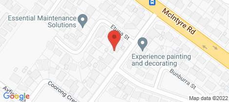Location map for 9 Booloo Street Para Hills West
