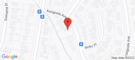 Location map for 49 Kongoola Avenue Cambewarra Village
