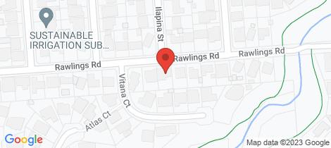 Location map for 31 Rawlings Road Modbury North