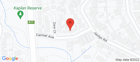 Location map for 2 Carmel Avenue Vista